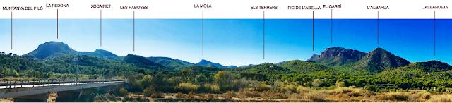 Parque Natural de la Serra Calderona