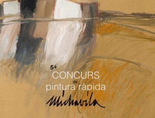 V CONCURSO DE PINTURA «XIMO MICHAVILA»